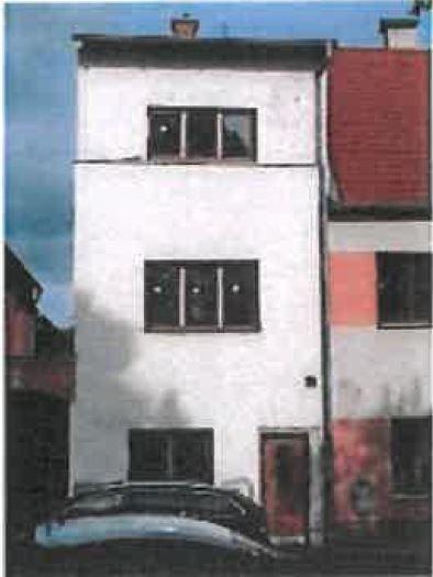 Dobrovolná dražba - Rodinný dům v obci Chabařovice, okres Ústí nad Labem